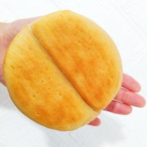 ピアンタの低糖質パンプレーンのサイズ感