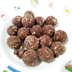 チョコレートプロテインバイツ